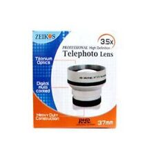 3.5x HD Telephoto Lens for Panasonic SDR-H18 SDR-H80 SDR-H90 SDR-H200 SDR-S100