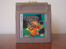 Amazing Tater Game Boy gameboy Nintendo Genuine Original GB cartridge only Rare