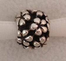 Genuine Pandora Sterling Silver Flower Power Hippy Charm 790292 925 ALE