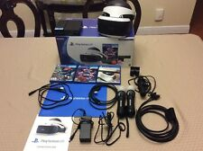 Sony PlayStation VR Launch Bundle VR Headset, Demo Disc, VR Worlds + Star Wars!