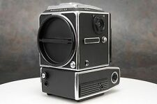 :Hasselblad 553ELX 6x6 TTL Motor Drive Chrome Camera Body Fully Tested