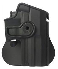 Z1140 IMI Defense Negro RH Funda Para Heckler Koch USP completo tamaño 9mm &, .40 - U