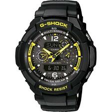 Casio G-Shock Mens Watch GW-3500B-1AER Alarm Chronograh Radio Controlled