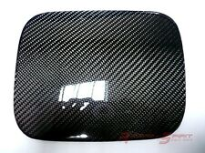 REAL 3D GLOSSY CARBON FIBER FUEL DOOR COVER CAP FOR 89-99 TOYOTA MR2 SW20 JDM