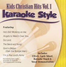 Karaoke Style: Kids Christian Hits, Vol. 1 by Karaoke (CD, Jul-2003, Daywind)