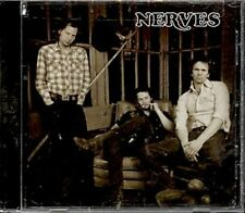 Nerves - World Of Gold - Thrill Jockey - CD album - (White Stripes, Strokes,)