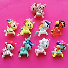 sale! Lot Of 9 Tokidoki Unicorno Series 5 Vinyl Blind Box No Chasers And Neo