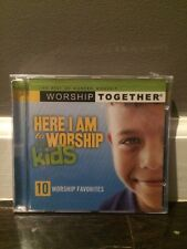 Various : Worship Together: Here I Am to CD (2004)