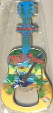 Hard Rock Cafe MYRTLE BEACH 2016 Guitar MAGNET Bottle Opener V16 City Icons New!