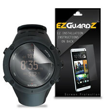 1X EZguardz LCD Screen Protector Shield HD 1X For Suunto Ambit3 Peak (Clear)
