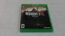 Resident Evil 7 Biohazard (Microsoft Xbox One, 2017) / Game used at party !!