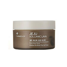 [THE FACE SHOP] Jeju Volcanic Lava Pore Mud Pack 100ml - Korea Cosmetic