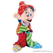 Disney by Romero Britto Dopey Dwarf Mini Figurine Ornament Figure 7.5cm 4026298