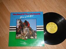 BAND OF THE LIFEGUARDS HORSE OF THE YEAR RARE LP 1975