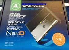 JL AUDIO XD600/1v2 AMPLIFIER 600 WATT MONO SUBWOOFER CAR SUB AMP NEW XD6001v2