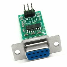 MAX232 RS232 To TTL Converter/Adapter Module Board New - UK SELLER #356