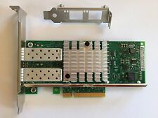Intel X520-DA2 10Gb 10Gbe 10 Gigabit Network Adapter NIC Dual E10G42BTDA Dell