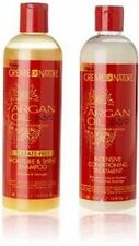 Argan Oil Intensive Conditioning Treatment & Sulfate Free Shampoo
