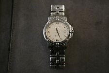 Raymond Weil Parsifal Men's Swiss Sapphire Crystal Wrist Watch GREAT!!!