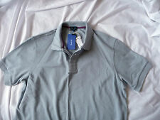 "Paul Smith ""Jeans""  Brand new Grey POLO Shirt Size Large rrp £65"