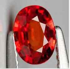 Large Unheated 28.75ct Padparadscha Sapphire Brillaint Orange AAAA+ Loose Gem
