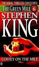 Green Mile Book 6 Coffey On The Mile by Stephen King (1996, Paperback)