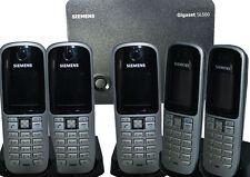 Siemens Gigaset S3 S680 Professionnel TÉLÉPHONE DECT 5x Combiné + chargeur
