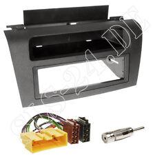 Autoradio 1-DIN Einbaurahmen Radioblende+Adapterkabel Einbauset Mazda 3 10/03-08