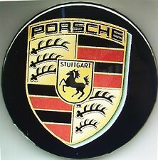 "Porsche - Logo -  Fridge/Locker Magnet - 2 1/4"" NEW"