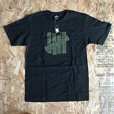 UNDEFEATED SHEMAGH T SHIRT BLACK SIZE MEDIUM NEW WITH TAGS UNDFTD