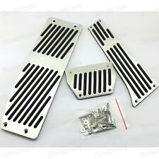 AT Brake Foot Rest Pedals Plate for BMW 1 Series 116i 118i 120iE87 X1(E84)