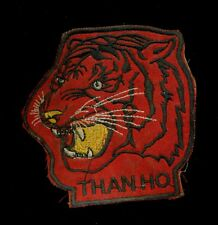 ARVN Than Ho South Vietnamese Special Forces Military Vintage Vietnam Patch E-1