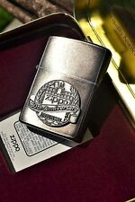 Zippo Lighter - 60th Anniversary  - Limited 1992 Collectible Of The Year - COTY