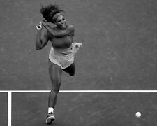 Pro Tennis Player SERENA WILLIAMS Glossy 8x10 Photo Wimbledon Poster Print