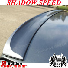 Painted SV Rear Trunk Lip Spoiler For Volkswagen Passat B7 2010-2015 Sedan ✪