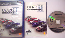 Wrc II Extreme (Sony PlayStation 2, 2002) PS2 Game Car Racing Driving