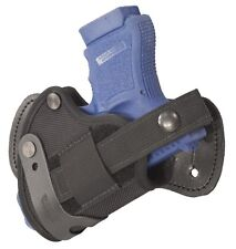 Elite Small of Back Holster LEFT HAND for Glock, Sig, Ruger, Beretta ASBH4LH