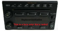Santa Fe Sorento CD6 CD 6 radio FACE. Have worn buttons? Solve it with this part