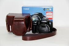 Leather Camera Case Bag Cover Protector for Canon powershot SX50 HS FZ200