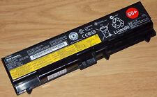 Original Lenovo Akku 55+ ThinkPad T410 T510 T420 T520 W510 W520 L420 L520 85% 6h