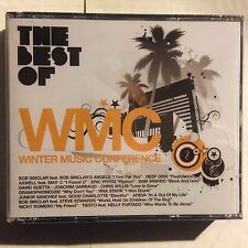 WINTER MUSIC CONFERENCE • The Best Of • Triplo Cd • Nuovo Sigillato