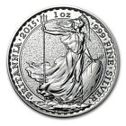 2015 Great Britain 1 oz Silver Britannia BU - SKU #86219