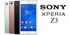 Sony xperia Z3 d6603 libre + garantia + factura + accesorios de regalo