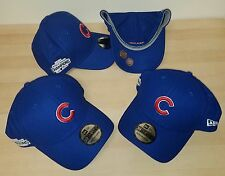 Cubs New Era Royal 2016 World Series Champions hat w Side Patch 39 THIRTY L/XL