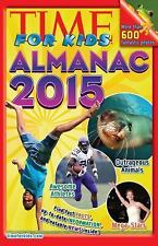 Time for Kids Almanac 2015 by Time for Kids Magazine Editors (2014, Paperback)