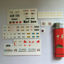 Eness detail decals for Transformers MP23 Exhaust (Lancia Stratos Turbo)