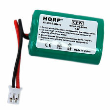 HQRP 180mAh Battery Replacement for SD-400 SportDOG 400 & 800 Series Receiver