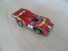 Siku Porsche 917/10 1329 made in W. - Germany Aral Bosch good year Racing