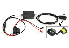 Motorcycle motorbike bike mobile phone charger USB hardwired Phone, Tablet & MP3
