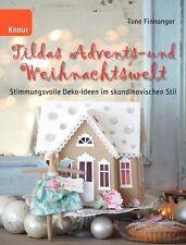 Tildas Advents- und Weihnachtswelt *Tone Finnanger *Tilda Weihnachten Nähen